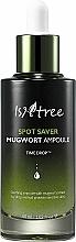 Parfums et Produits cosmétiques Ampoule à l'extrait d'absinthe pour visage - IsNtree Spot Saver Mugwort Ampoule