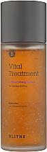 Parfums et Produits cosmétiques Essence à l'extrait d'haricot pour visage - Blithe 8 Nourishing Beans Vital Treatment Essence