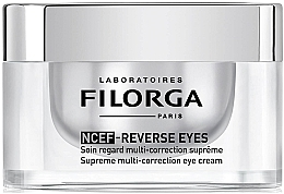 Parfums et Produits cosmétiques Crème à l'acide hyaluronique contour des yeux - Filorga NCEF-Reverse Eyes