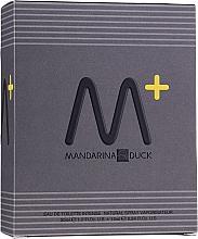 Parfums et Produits cosmétiques Mandarina Duck M+ - Coffret (eau de toilette/30ml + eau de toilette/10ml)