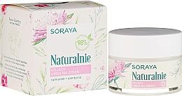 Parfums et Produits cosmétiques Crème de jour à l'extrait de camomille romaine - Soraya Naturalnie Day Cream