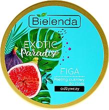Parfums et Produits cosmétiques Exfoliant nourrissant pour le corps, Figue - Bielenda Exotic Paradise Peel