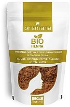 Parfums et Produits cosmétiques Après-shampooing incolore pour cheveux longs - Orientana Bio Henna Herbal Long Hair
