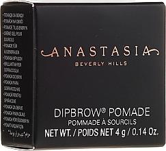 Parfums et Produits cosmétiques Pommade à sourcils - Anastasia Beverly Hills Dipbrow Pomade