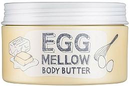 Parfums et Produits cosmétiques Huile pour corps - Too Cool For School Egg Mellow Body Butter