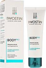 Parfums et Produits cosmétiques Sérum actif pour pieds crevassés - Iwostin Body Pro Serum