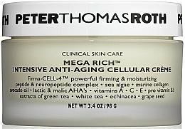 Parfums et Produits cosmétiques Crème à l'huile d'avocat pour visage - Peter Thomas Roth Mega-Rich Intensive Anti-Aging Cellular Cream