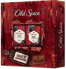 Parfums et Produits cosmétiques Old Spice Rock Adventurer - Set (déodorant stick/50g + gel douche/250ml)
