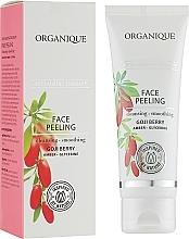 Parfums et Produits cosmétiques Gommage bio à l'extrait de baie de goji pour visage - Organique Anti-Ageing Therapy Goji Berry Face Peeling