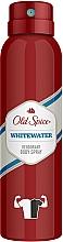 Parfums et Produits cosmétiques Lot de 2 déodorants spray - Old Spice Whitewat Deodorant Spray