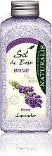 Parfums et Produits cosmétiques Sels de bain à la lavande - Naturalis Sel de Bain Lavender Bath Salt