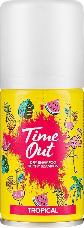 Shampooing sec, Tropical - Time Out Dry Shampoo Tropical
