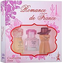 Parfums et Produits cosmétiques Charrier Parfums Romance De France - Coffret