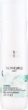 Parfums et Produits cosmétiques Shampoing pour cheveux bouclés - Wella Professionals Nutricurls Curls Shampoo