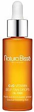 Parfums et Produits cosmétiques Autobronzant pour corps - Natura Bisse C+C Vitamin Self-Tan Drops