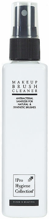 Nettoyant pour pinceaux de maquillage - The Pro Hygiene Collection Antibacterial Make-up Brush Cleaner