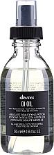 Parfums et Produits cosmétiques Potion à l'huile de roucou pour cheveux - Davines Oi Absolute Beautifying Potion With Roucou Oil