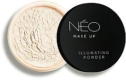 Parfums et Produits cosmétiques Poudre libre illuminatrice pour visage - NEO Make Up Illuminating Powder