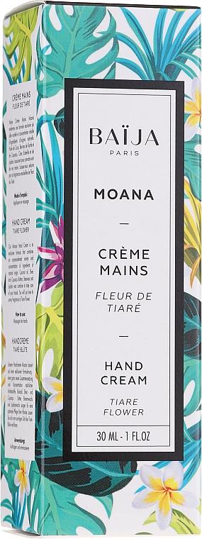 Crème pour mians - Baija Moana Hand Cream — Photo N1