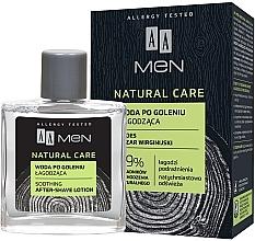 Parfums et Produits cosmétiques Lotion après-rsage au jus d'aloe vera - AA Men Natural Care Sooting After-Shave Lotion