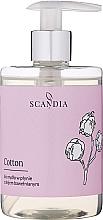 Parfums et Produits cosmétiques Savon liquide à l'huile de coton - Scandia Cosmetics Cotton