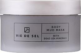 Parfums et Produits cosmétiques Masque à la boue pour corps - Vie De Sel Body Mud Mask