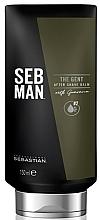 Parfums et Produits cosmétiques Baume après-rasage - Sebastian Professional Seb Man The Gent After Shave Balm