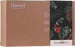 Parfums et Produits cosmétiques Iossi All Stars Anti-Aging Ritual Set - Set (crème/15ml + sérum/10ml + essence/50ml)
