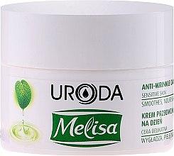 Parfums et Produits cosmétiques Crème de jour à l'extrait de feuilles de mélisse et vitamine E - Uroda Melisa Face Cream