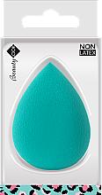 Parfums et Produits cosmétiques Éponge à maquillage 3D Wild, turquoise - Beauty Look