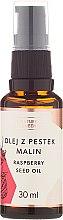 Parfums et Produits cosmétiques Huile de pépins de framboise pour cheveux - Nature Queen Raspberry Seed Oil