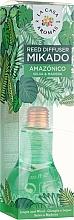 Parfums et Produits cosmétiques Bâtonnets parfumés, Jungle et Bois - La Casa de Los Aromas Mikado Reed Diffuser