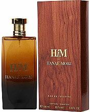Parfums et Produits cosmétiques Hanae Mori HiM - Eau de Toilette