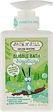 Parfums et Produits cosmétiques Mousse de bain - Jack N' Jill Bubble Bath Simplicity