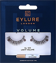 Parfums et Produits cosmétiques Faux-cils avec colle №100 - Eylure Pre-Glued Volume