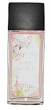 Parfums et Produits cosmétiques Vittorio Bellucci Miss World - Déodorant parfumé