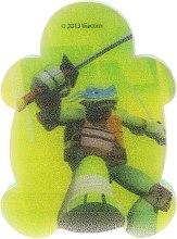 Parfums et Produits cosmétiques Éponge de bain pour enfant Mutant Ninja Tortue, Leonardo 7 - Suavipiel Turtles Bath Sponge