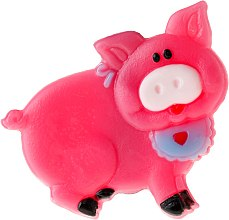 Parfums et Produits cosmétiques Savon glycériné à l'arôme de chewing-gum, Cochon - Chlapu Chlap Glycerine Soap Pig