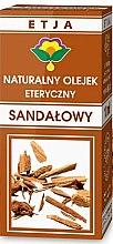 Parfums et Produits cosmétiques Huile essentielle de Bois de Santal 100% naturelle - Etja