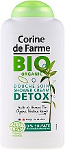 Parfums et Produits cosmétiques Douche soin à l'extrait de feuille de verveine bio - Corine De Farme Detox Shower Gel