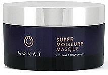 Parfums et Produits cosmétiques Masque hydratant pour cheveux - Monat Super Moisture Masque