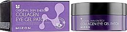Parfums et Produits cosmétiques Patchs au collagène contour des yeux - Mizon Collagen Eye Gel Patch