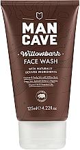 Parfums et Produits cosmétiques Gel nettoyant à l'écorce de saule pour visage - Man Cave Willow Bark Face Wash
