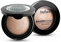 Parfums et Produits cosmétiques Enlumineur cuit - Topface Baked Choice Rich Touch Highlighter