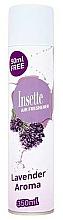 Parfums et Produits cosmétiques Spray d'ambiance, Lavande - Insette Air Freshener Lavender Aroma Spray