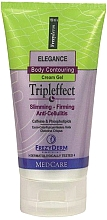 Parfums et Produits cosmétiques Gel amincissant à la caféine pour corps - Frezyderm Elegance Body Countouring Tripleffect Cream Gel