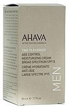 Parfums et Produits cosmétiques Crème de jour à l'extrait de figue de barbarie - Ahava Age Control Moisturizing Cream SPF15