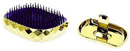 Parfums et Produits cosmétiques Brosse à cheveux, or - Twish Spiky 4 Hair Brush Diamond Gold