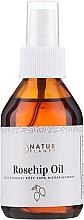 Parfums et Produits cosmétiques Huile de pépins d'églantier non raffinée - Natur Planet Rosehip Oil 100%