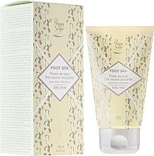 Parfums et Produits cosmétiques Crème aux agrumes et bambou pour pieds - Peggy Sage Foot Spa Silky Feet Crem